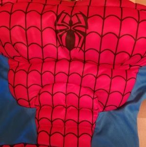 Marvel Spiderman costume with cape